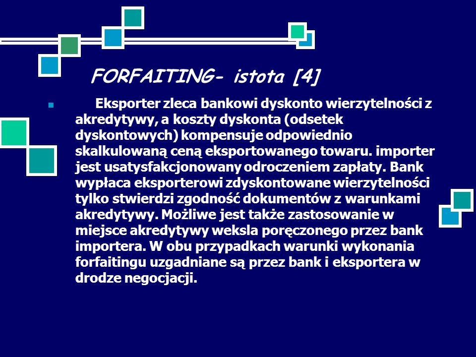 FORFAITING- istota [4]